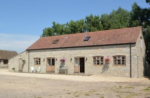 Last Minute Cottages - Attractive Somerton Barn S44883