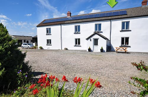 Last Minute Cottages - Beautiful Okehampton Cottage S8103