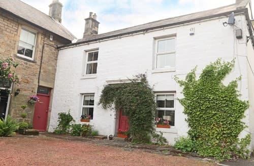Big Cottages - Adorable Rothbury House S97988