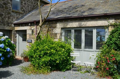 Last Minute Cottages - Charming Port Isaac Barn S59290