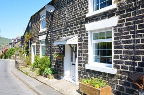 Last Minute Cottages - Attractive High Peak Cottage S101051