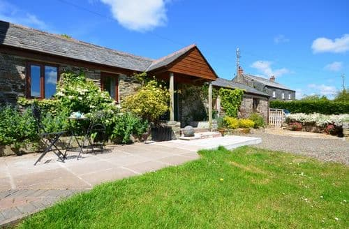 Last Minute Cottages - Inviting Bodmin Cottage S7972