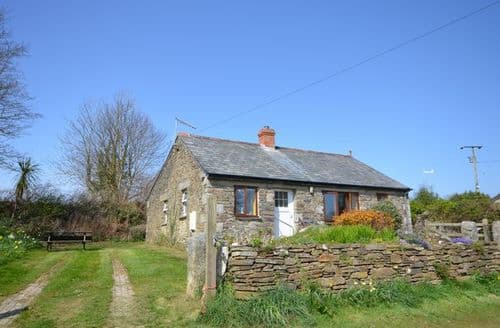 Last Minute Cottages - Splendid Bodmin Barn S8133