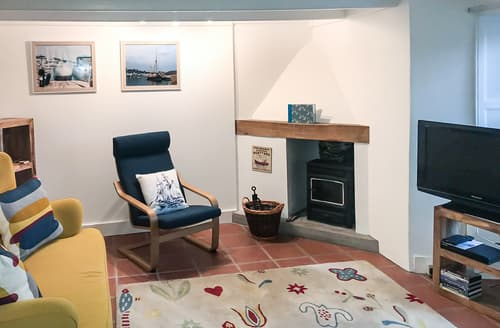 Last Minute Cottages - Lovely Polruan Cottage S113791