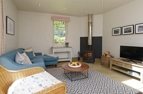 Big Cottages - Splendid North Berwick Cottage S83985
