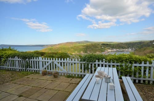Big Cottages - Exquisite Fishguard Cottage S79830