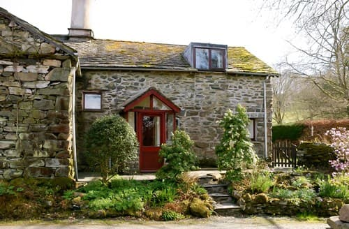 Last Minute Cottages - Captivating Hawkshead Cottage S79668