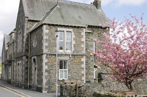 Big Cottages - Excellent Hawkshead House S79649
