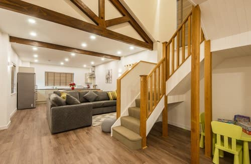 Last Minute Cottages - Tasteful Saltash Barn S70612
