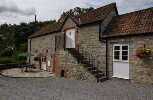 Last Minute Cottages - Captivating Wedmore Barn S77248
