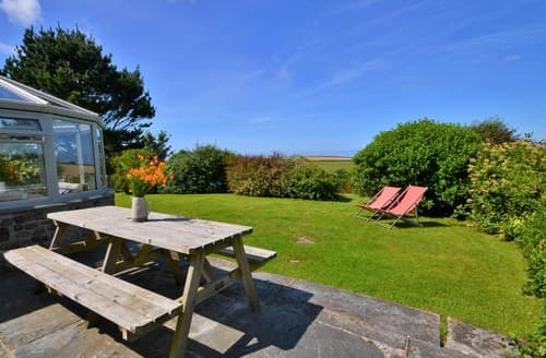 Last Minute Cottages - Splendid Port Isaac Barn S59291
