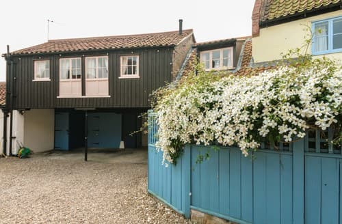 Last Minute Cottages - Wonderful Aylsham Barn S114469