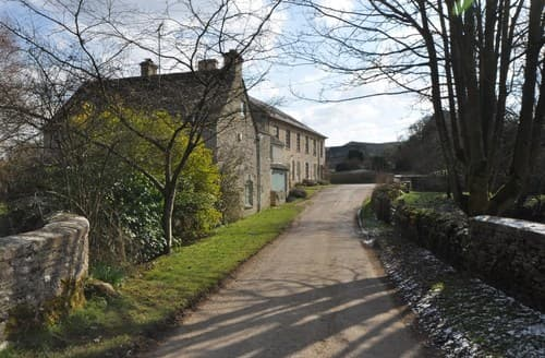 Big Cottages - Stunning Burford Cottage S94645