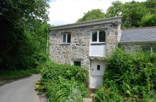 Last Minute Cottages - Beautiful Par Cottage S8650