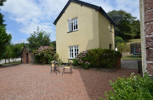 Last Minute Cottages - Exquisite South Molton Barn S113562