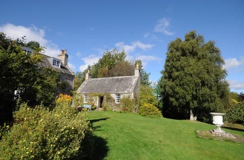 Last Minute Cottages - Adorable Nethy Bridge Cottage S24804