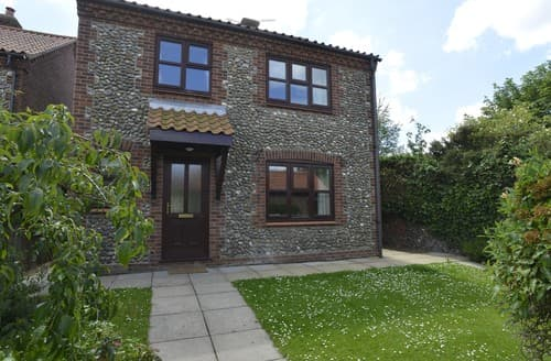 Last Minute Cottages - Inviting Wells Next The Sea House S114487
