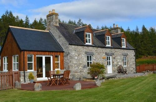Last Minute Cottages - Stunning Ardgay Cottage S41213