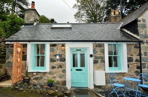 Last Minute Cottages - Cosy Llwyngwril Cottage S121228