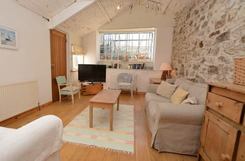 Last Minute Cottages - Charming Falmouth Cottage S113672