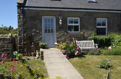 Big Cottages - Inviting Chathill Cottage S105157