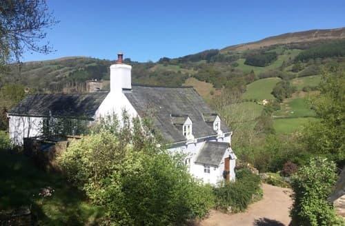 Last Minute Cottages - Wonderful Crickhowell Cottage S95092
