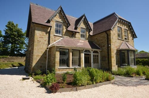 Last Minute Cottages - Attractive Cardigan Wing S84220