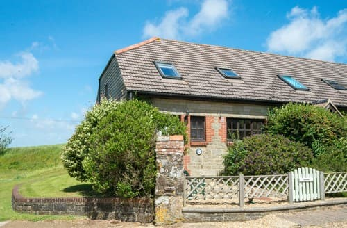 Last Minute Cottages - Inviting Godshill Cottage S101361