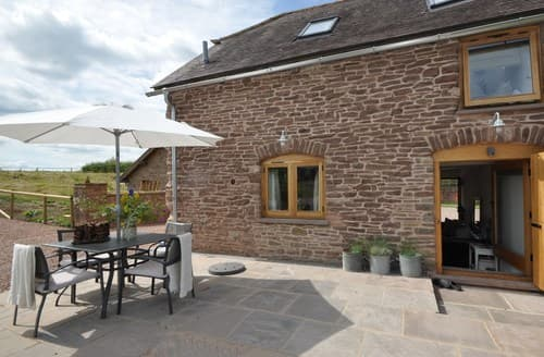 Last Minute Cottages - Beautiful Leominster Barn S38101