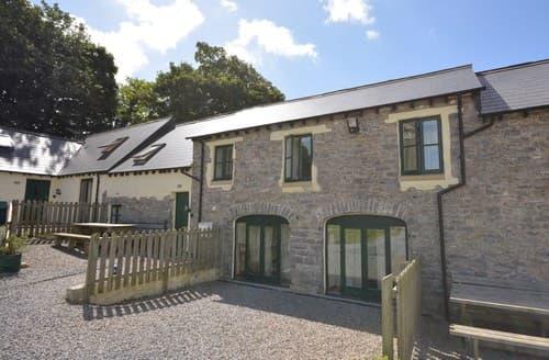 Big Cottages - Splendid Pembroke Barn S57410