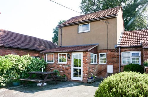 Last Minute Cottages - Tasteful Ledbury House S77380