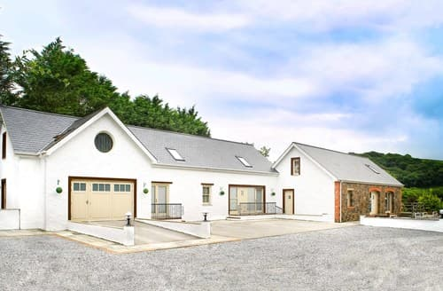 Big Cottages - Wonderful Narberth Cottage S42426