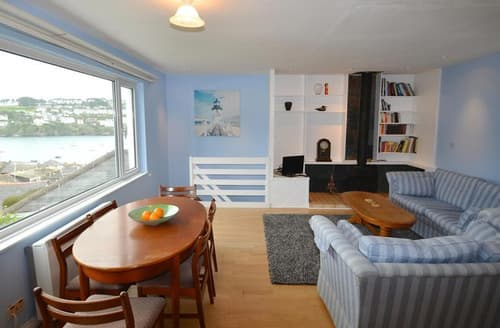 Last Minute Cottages - Captivating Polruan House S113731