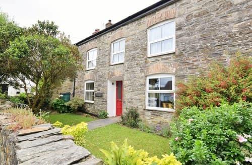 Last Minute Cottages - Tasteful Camelford Cottage S81463