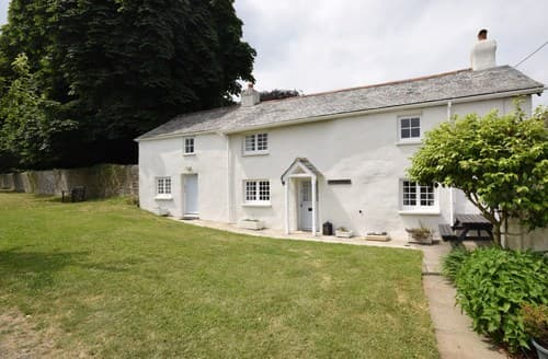 Last Minute Cottages - Lovely Winkleigh Cottage S98459