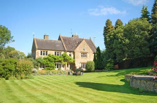 Last Minute Cottages - Captivating Beaminster House S8653