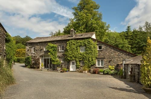 Last Minute Cottages - Luxury Coniston Cottage S94590