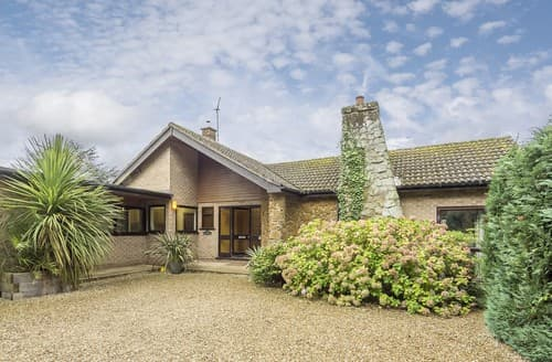 Last Minute Cottages - Stunning Holme Next The Sea House S114520