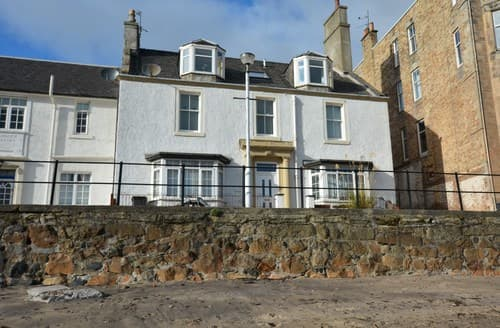 Last Minute Cottages - Lovely Burntisland Apartment S72516