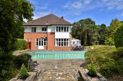 Big Cottages - Wonderful Poole House S73268
