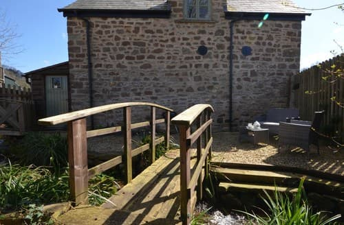Dog Friendly Cottages - Tasteful Coleford Cottage S86094