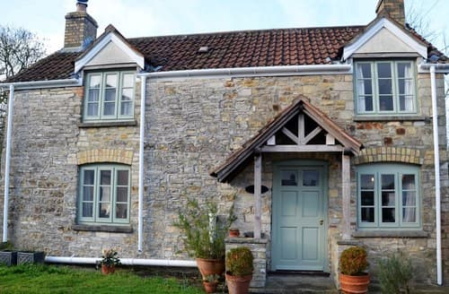 Last Minute Cottages - Exquisite Wedmore Cottage S104281