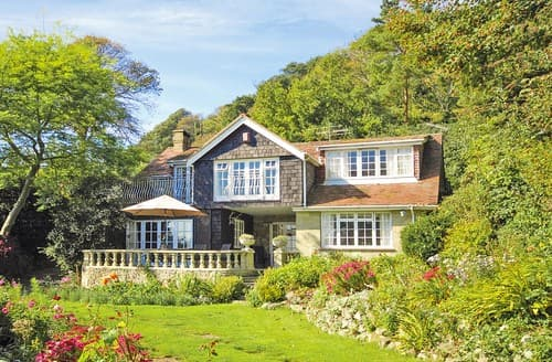 Last Minute Cottages - Superb Bonchurch Cottage S101393