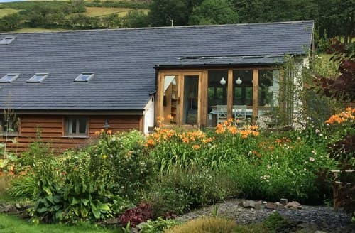 Big Cottages - Cosy Machynlleth Barn S81707