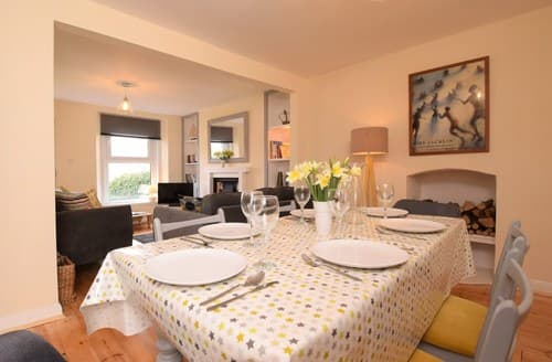 Last Minute Cottages - Attractive Brixham House S97121
