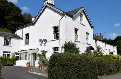 Last Minute Cottages - Attractive Ambleside House S121231