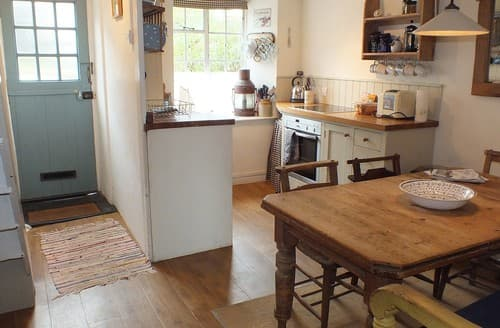 Last Minute Cottages - Adorable Polruan Cottage S113737