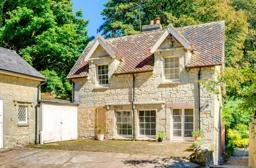 Big Cottages - Exquisite Niton Undercliff Cottage S101391