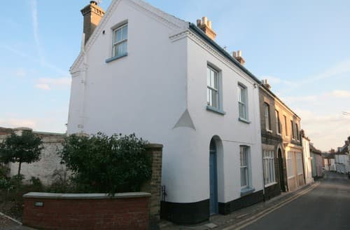 Last Minute Cottages - Inviting Wells Next The Sea Cottage S114536