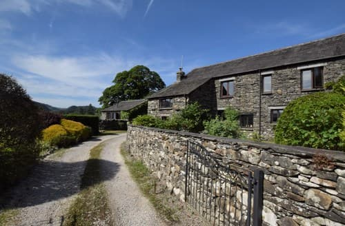 Last Minute Cottages - Splendid Coniston Barn S94550